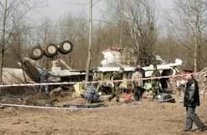 Польско-украинский танец на могилах
