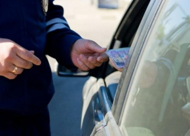 20 водителей поплатились за поддельные права