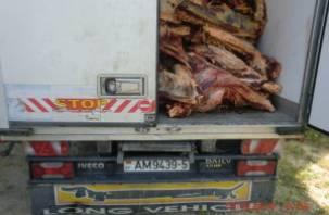 На Смоленщину не пустили 2 тонны персиков и 3,5 тонны говядины