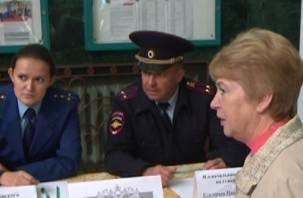 В Смоленске прошел «Час пассажира»