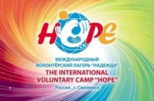 В Красном Бору начинает работу международный волонтерский лагерь