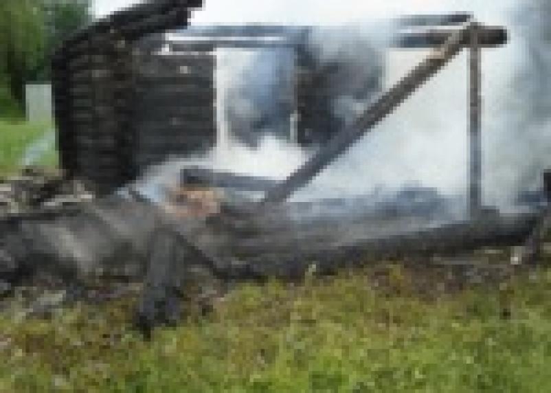 Добровольцы предотвратили пожар в Вяземском районе