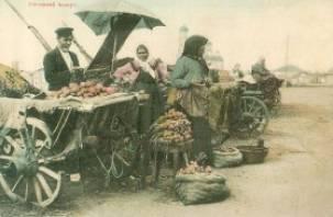 Колхозную площадь в Смоленске зачищают от «вольных торговцев»