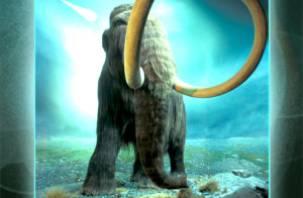 В Смоленске открылась выставка динозавров