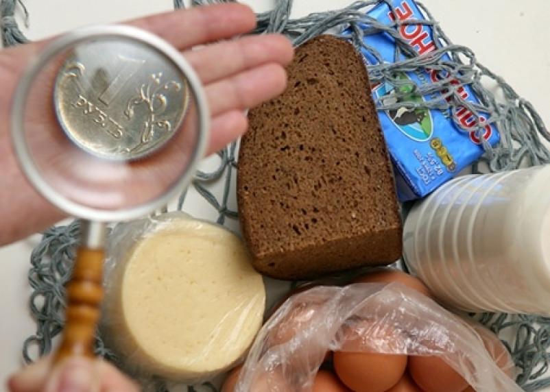 Инфляция в Смоленской области сделала дороже услуги и сельхозпродукцию