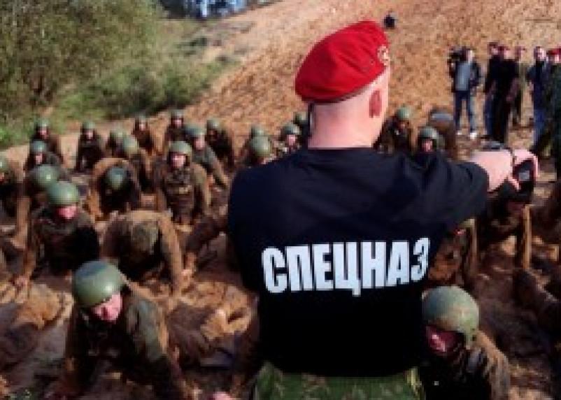 В Краснинском районе пройдут соревнования спецназа