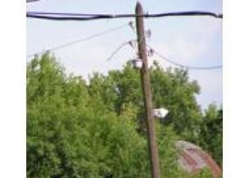 Гагаринская полиция поймала вора электрокабеля