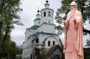 Памятник святому Авраамию Смоленскому появится уже в сентябре