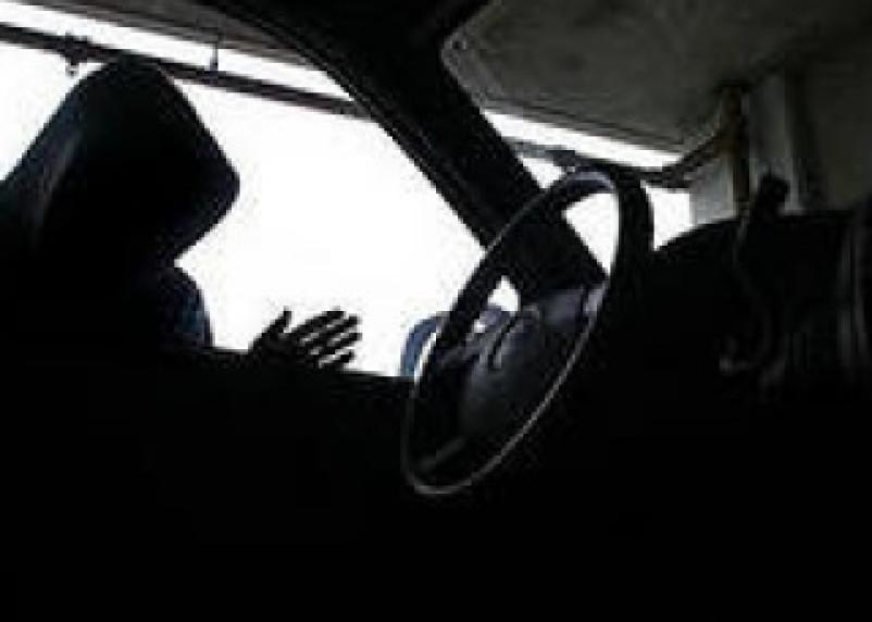 В Гагарине задержаны похитители автомобиля