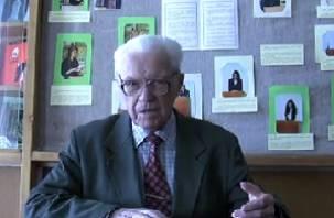 Смоленский археолог Евгений Шмидт получил первую краеведческую премию