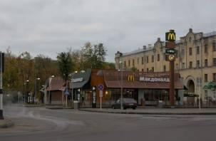 Смоленский «Макдоналдс» поплатился за «бесконтрольность»