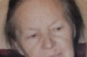 Смоленская полиция ищет пропавшую пенсионерку