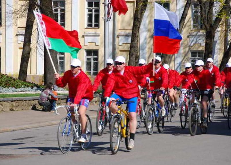 В Смоленске стартует велопробег Союзного государства