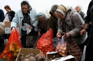 В Смоленске развернут сельхозярмарки