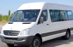 В Смоленске открылся новый автобусный маршрут №49