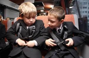 В Смоленск прибудет «Школа дорожной безопасности»