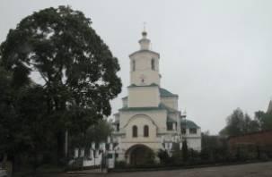 Открытие памятника Авраамию Смоленскому внезапно перенесли