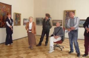 В Смоленске открылись две художественные выставки