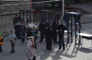 День города в Смоленске прошел без эксцессов