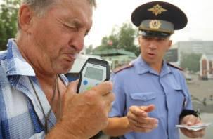 Смоленская Госавтоинспекция задержала 21 водителя «под шафе»