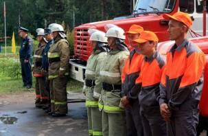 В Смоленске отпразднуют 140-летие образования пожарного добровольчества
