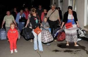 Вязьма приютила 57 переселенцев из Украины