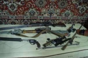 Вдова из Духовщины хранила дома арсенал оружия