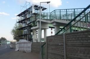 В Смоленске РЖД оштрафовали за недостроенные лифты