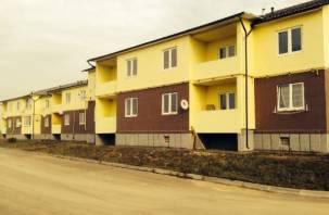 Новые дома в Гагарине построены с нарушениями