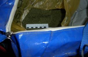 В Смоленске изъято 23 килограмма марихуаны