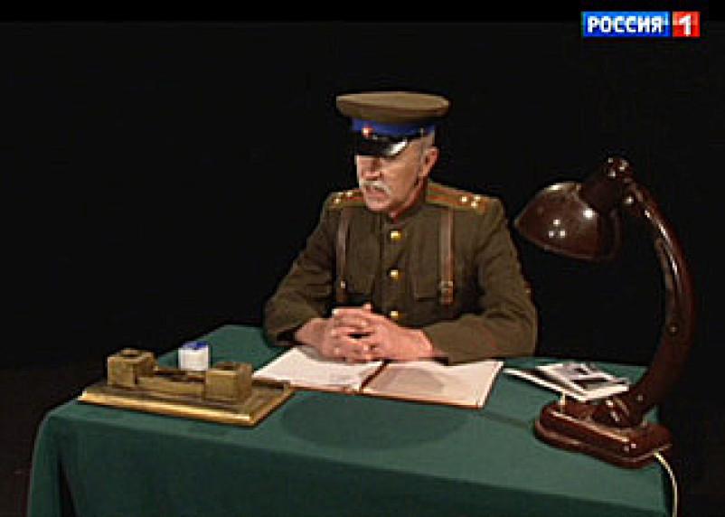 Смоленский актер Николай Коншин снялся в документальном телефильме