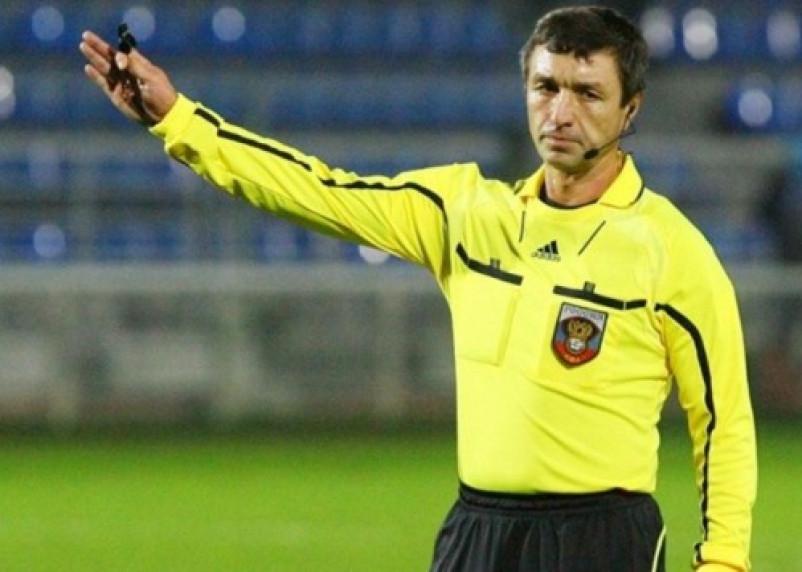 Футбольный судья Альмир Каюмов в Смоленске покончил жизнь самоубийством