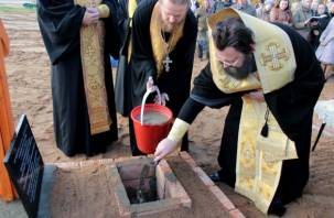 На Рославльской земле появится новый храм