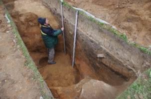 Археологи ищут в Смоленске поселение X века