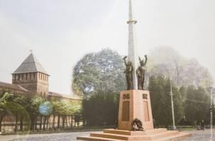 На площади Победы всё-таки появится памятник освободителям Смоленска
