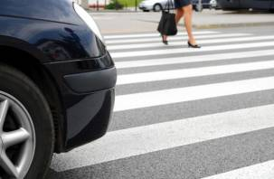 Разыскивается водитель, сбивший насмерть пешехода