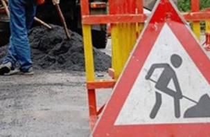 Госавтоинспекция предупреждает о ремонте на автодороге «Брянск-Смоленск»