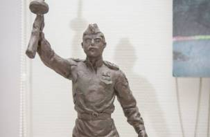 В Смоленске презентуют макеты памятника воину-освободителю