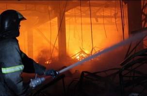 За текущий год в огне погибли 82 человека