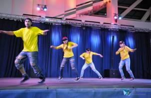 В Смоленске прошел международный фестиваль по современным видам танца
