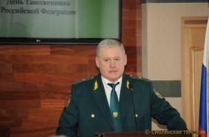 Уволен руководитель смоленской таможни