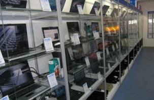 Дорогобужец обокрал магазин электроники, в котором работал, на 600 тысяч рублей