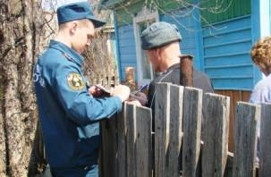 С целью профилактики пожаров на Смоленщине проводится операция «Отопление»