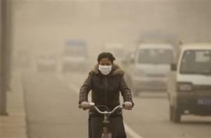 Воздух Смоленска загрязнен формальдегидом