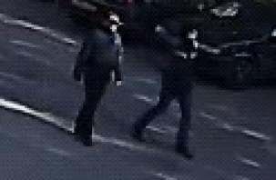 Стрелявшие у «Юноны» в Смоленске попали в камеры видеонаблюдения