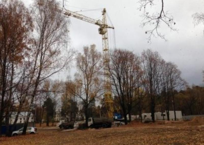 В Красном Бору появятся десятиэтажные жилые дома