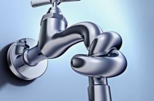 В Ленинском и Заднепровском районах отключат воду
