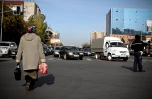 На некоторых улицах Смоленска перекроют движение транспорта