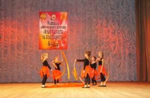 В Смоленске прошел детский пожарный фестиваль