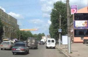 Завтра в Смоленске в районе проспекта Гагарина не будет движения автотранспорта